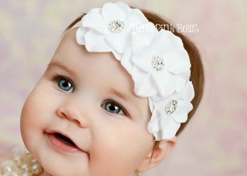Tiaras on pinterest - Felpas para bebe ...