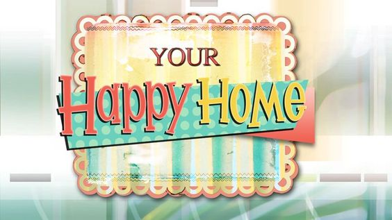 In today's happy home, one woman from South Africa shows us you can never have too much color in your house!