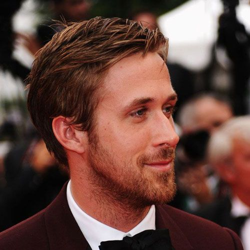 The Best Ryan Gosling Haircuts Hairstyles 2020 Update Ryan Gosling Haircut Ryan Gosling Hair Classy Hairstyles