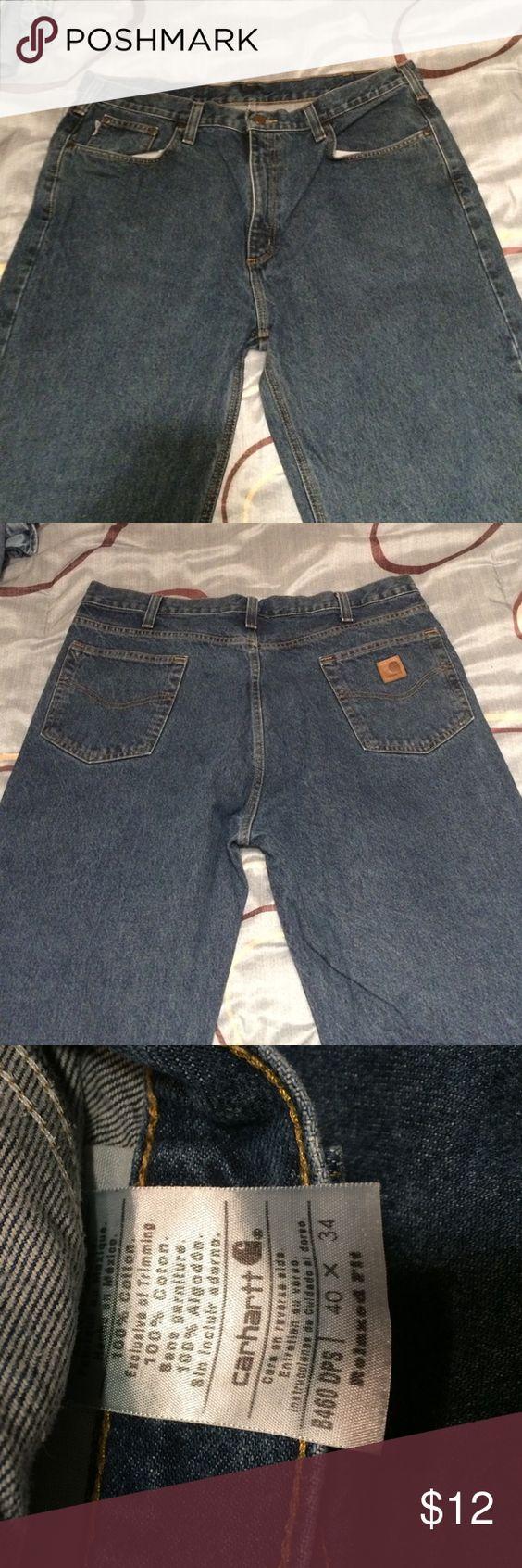 Men's Carhartt Jeans Good as new! Carhartt Jeans Straight