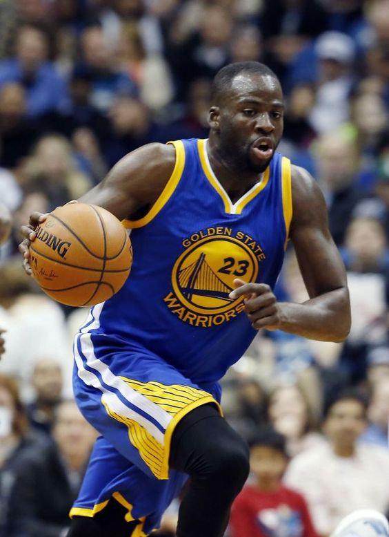 Warriors' Draymond Green is a willing talker — and passer