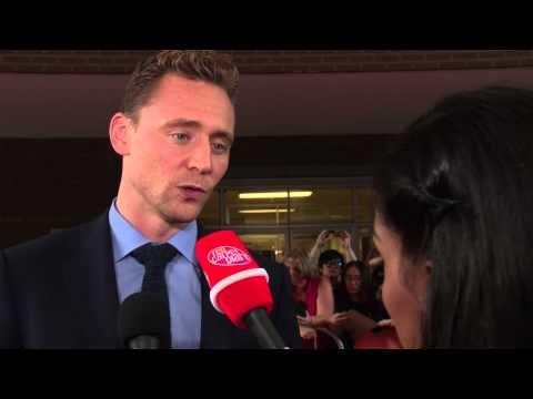 Tom Hiddleston TIFF interview 11.Sept.2015