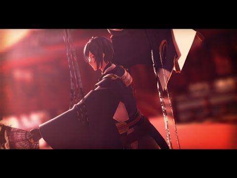 【MMD刀剣乱舞】FREYJA.sys~システム・フレイヤ~【三日月宗近】