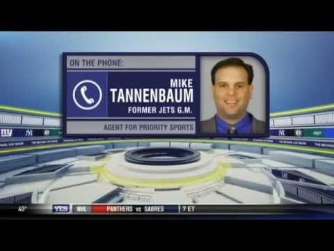 #Mike Tannenbaum on the Jets' housecleaning - The Michael Kay Show