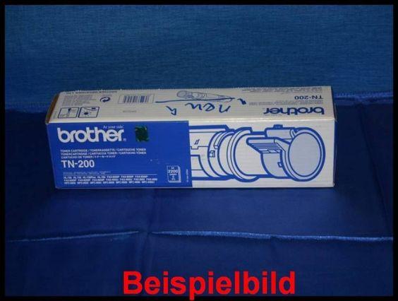 Brother TN-200 Lasertoner Black / Schwarz neuer Karton -B  - für Brother HL-700/720/730/760/820/1020/1040/1050/1060/1070  MFC-9000/9050/9060/9500  FAX 8000P/8050P/8060P/8200P/8250P/8650P    Bilder zur Nutzung für private Auktionen z.B. bei Ebay. Gewerbliche Nutzung von Mitbewerbern nicht gestattet. Toner kann auch uns unter www.wir-kaufen-toner.de angeboten werden.