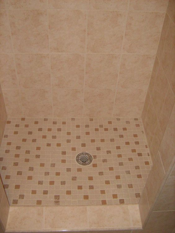 Tiled Shower Pictures Shower Floor Tiles All About Tile