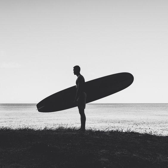 "oxcroft: "" // Surf Silhouette // // www.oxcroft.com // """