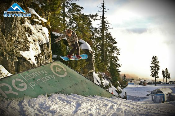 The Pit Park @ Mt Seymour. Photo Cred: Emmalee Brunt