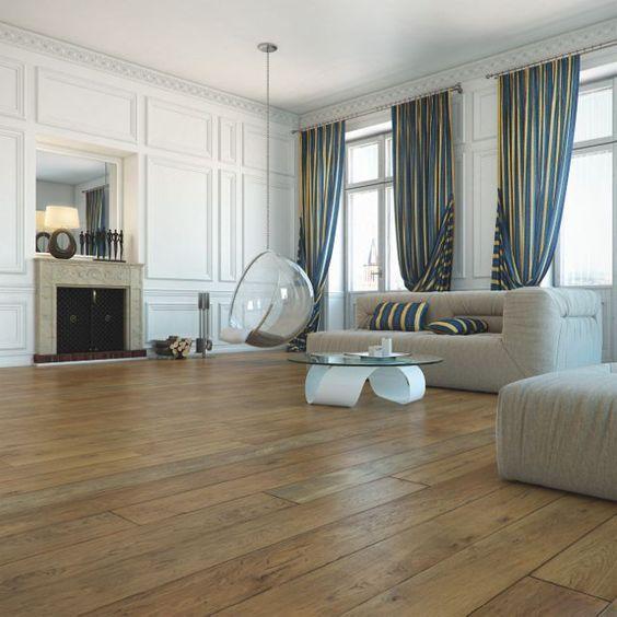 Jean Marc Artisan – podłogi ręcznie postarzane | DesignAlive