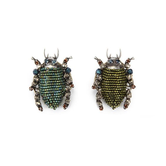 PATCH NYC - JEWELRY - JEWELED INSECT PINS