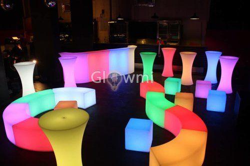 Glowmi Led Glow Furniture Decor Event Party Rentals Toronto Gta 1 Jpg Led Furniture Sale Decoration Led Decor