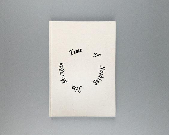 Image of Jim Mangan - Time of Nothing - NEW