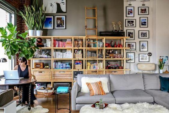 Prachtig eclectisch interieur met jaloersmakende styling (en tips!) - Roomed