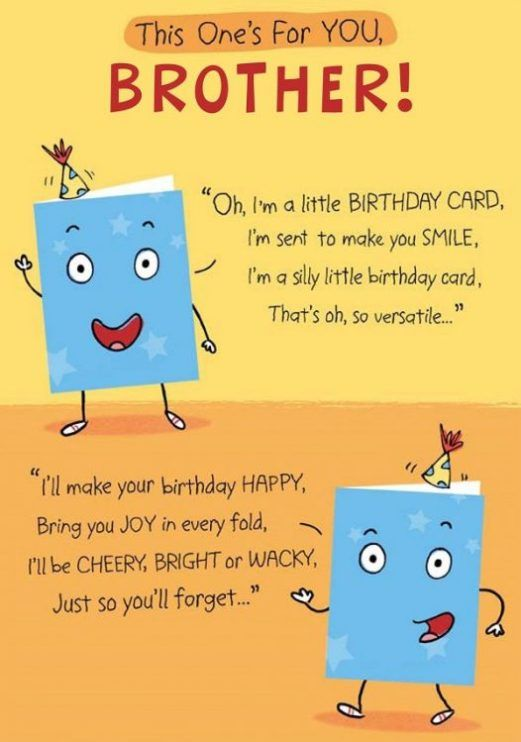 200 Mind Blowing Happy Birthday Brother Wishes Quotes Funny