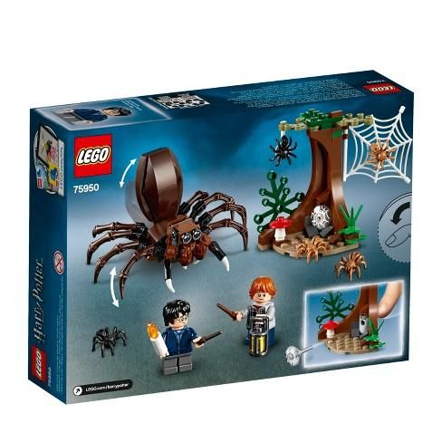 LEGO Harry Potter and The Chamber of Secrets Aragog/'s Lair 75950 Building Kit
