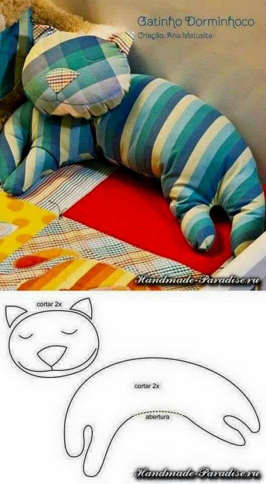 Gato dorminhoco | babák bábuk állatkák | Pinterest | Cat Patchwork and Dolls & Gato dorminhoco | babák bábuk állatkák | Pinterest | Cat ... pillowsntoast.com