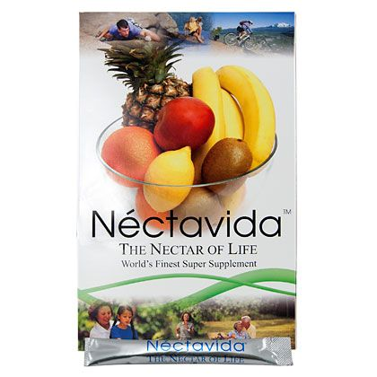 Néctavida™ is a delicious, liquid super supplement that helps meet the nutrition needs of your entire family, providing vitamins and minerals at 100% daily value per 1 ounce serving. It also provides potent antioxidants, trace minerals, essential fatty acids, essential amino acids, fiber and more!