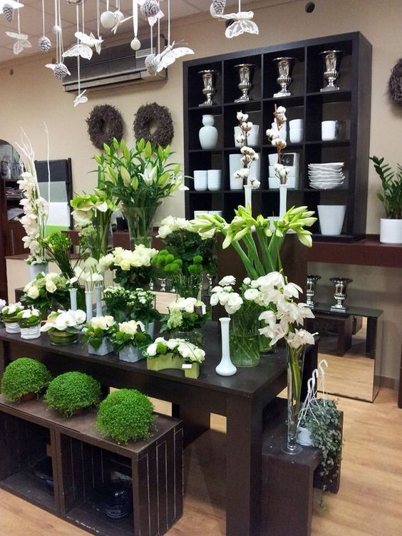 Shopfittings with the perfect aroma  -  finance them to get the effect