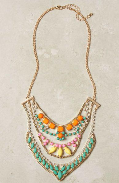 Favorite Necklace #Anthropologie