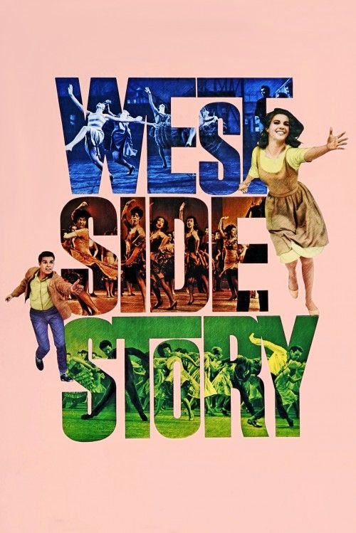 دانلود دوبله فارسی فیلم داستان وست ساید West Side Story 1961 West Side Story W A Online