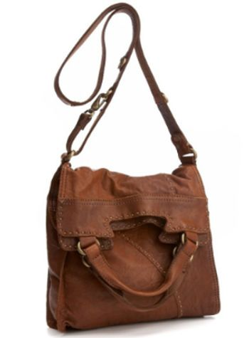 A big stylish bag with removable straps so it can be a purse or a throw over bag too will let you rock out. Also you can carry books and everything in it!  Google Image Result for http://collegelifestyles.org/wp-content/uploads/2010/10/crossbody-bag-lucky-brand.jpg