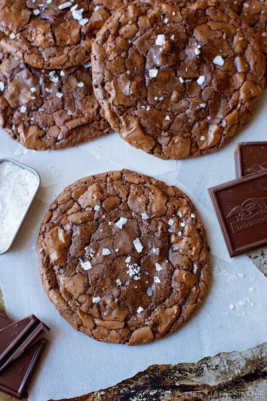 Chocolate cookies, Pecans and Cookies on Pinterest