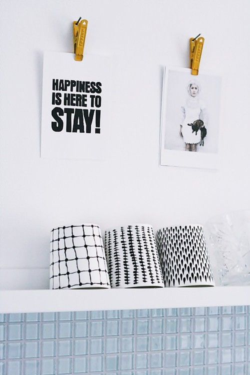 Happiness is here to stay...