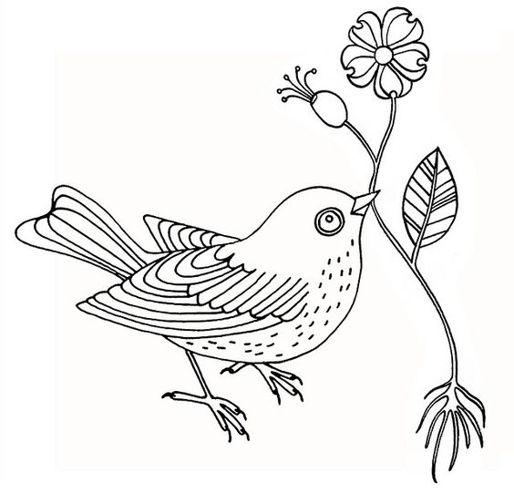 free embroidery pattern: