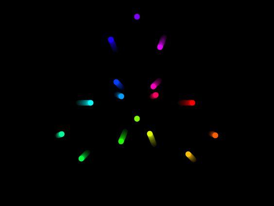 Quando a arte encontra a matemática: GIFs geométricas hipnotizantes 04