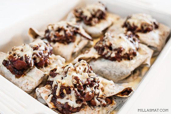 Burrito Lady of Guadalupe | Millas Mat