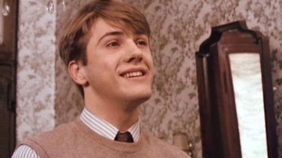 Young Christoph Waltz