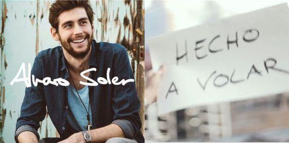 ¡Empecemos #septiembre cantando! Aparte de *«hecho a volar», ¿veis otras erratas? ¡Nosotros sí!   http://noticias.lainformacion.com/arte-cultura-y-espectaculos/musica/ortografia-oficial-cantante-Alvaro-Soler_0_949105486.html