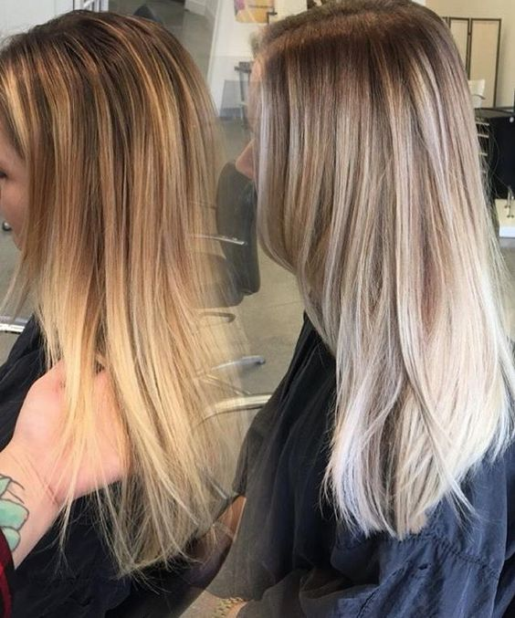 Silver Toner For Highlighted Hair Hairs Picture Gallery
