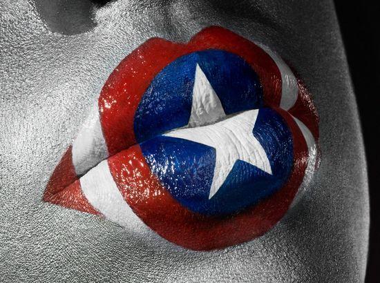 captain-america-lips (link via TRIPTOFAINUS)