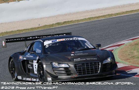 International GT Open - Barcelona