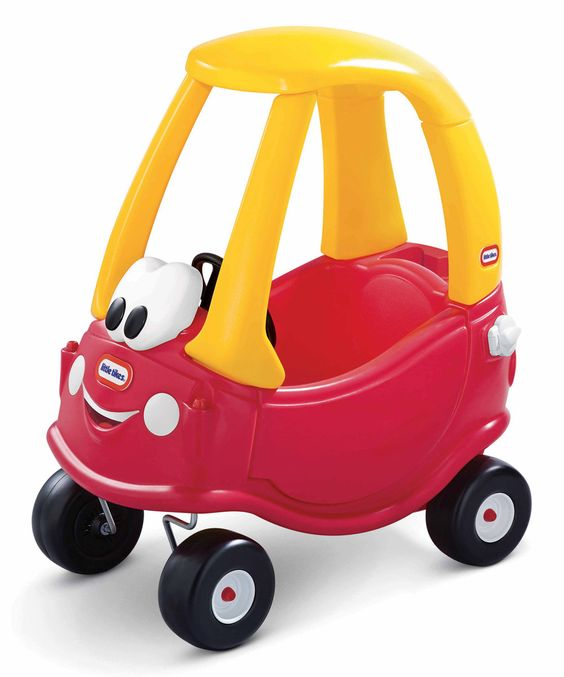 Look at this Little Tikes Cozy Coupe Ride-On on #zulily today!