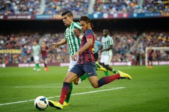 Blog Esportivo do Suíço: Neymar é mais eficiente que Messi e Cristiano Ronaldo no início de Espanhol