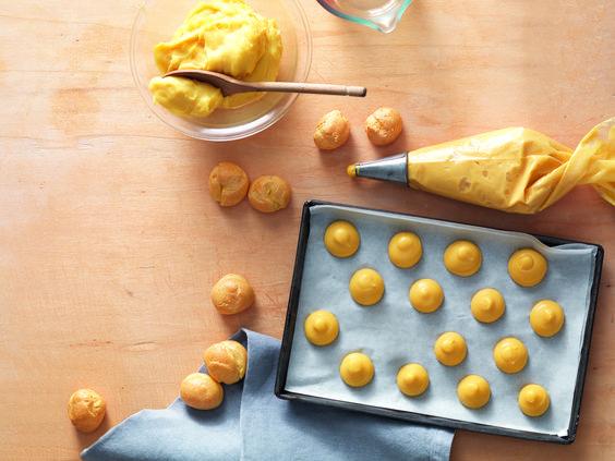 Come fare la pasta per i bignè
