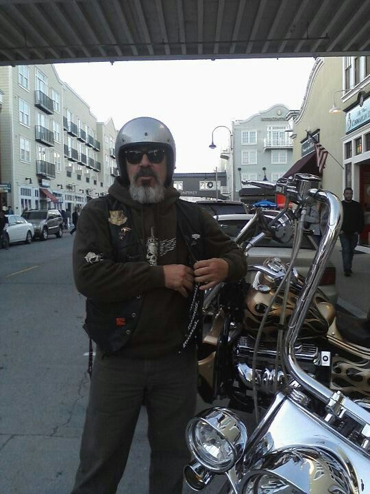 Jesse Sandoval From Castroville, Ca In Historic Cannery Row, Monterey, Ca