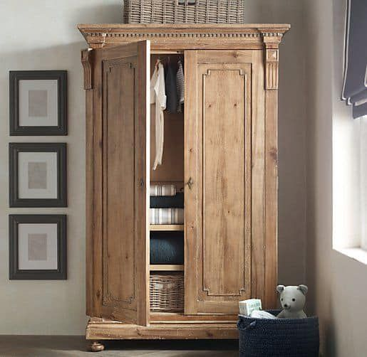 15 Unique And Trendy Dresser Alternatives In 2020 In 2020 Vintage Armoire Armoire Dresser Alternative