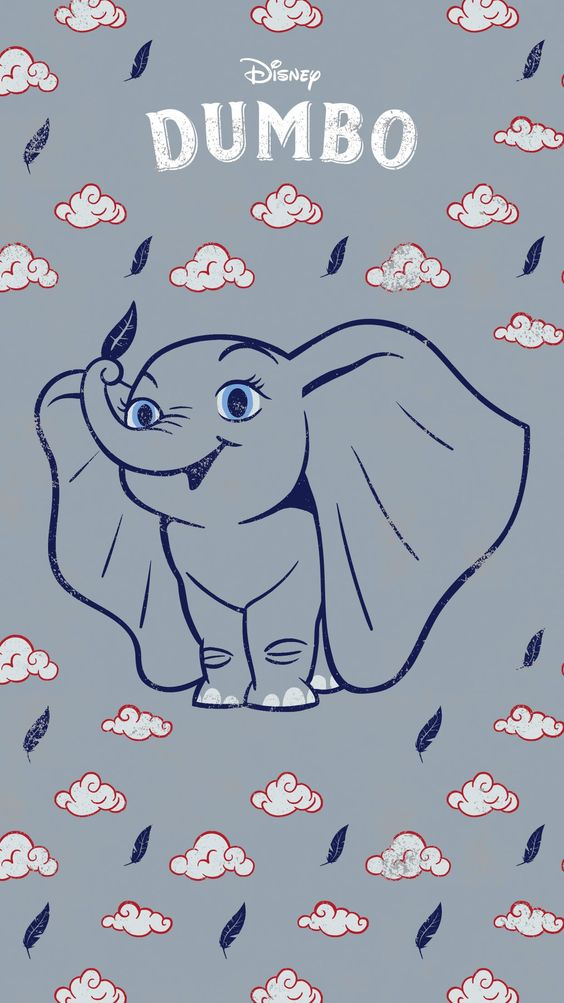 Dumbo Mobile Wallpapers | Disney Singapore
