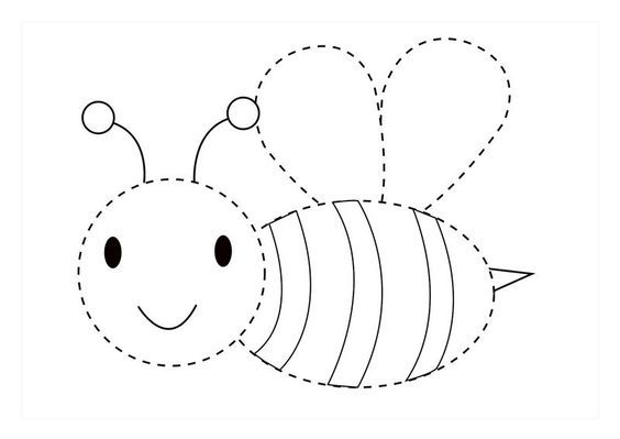 Tipss Und Vorlagen Kindergarten Worksheets 2019 Bienen Basteln Bienenprodukte Bienen