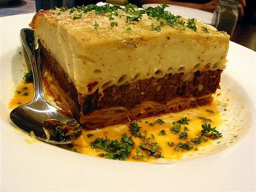 how to cook lasagna with mince meat