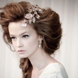 victorian style hair
