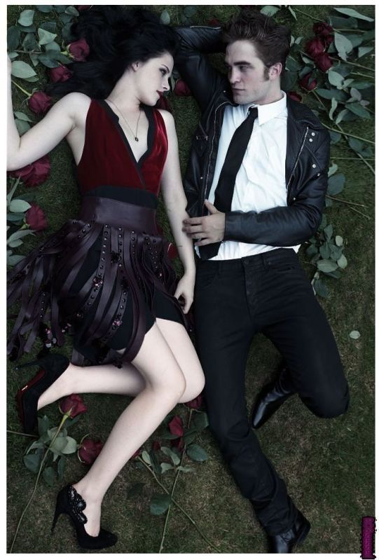 Twilight inspired photoshoot