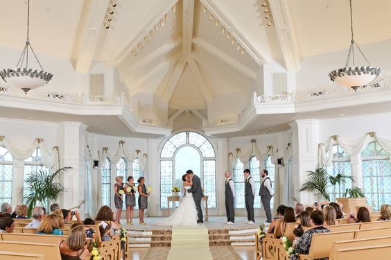 Disney Worlds Wedding Pavilion