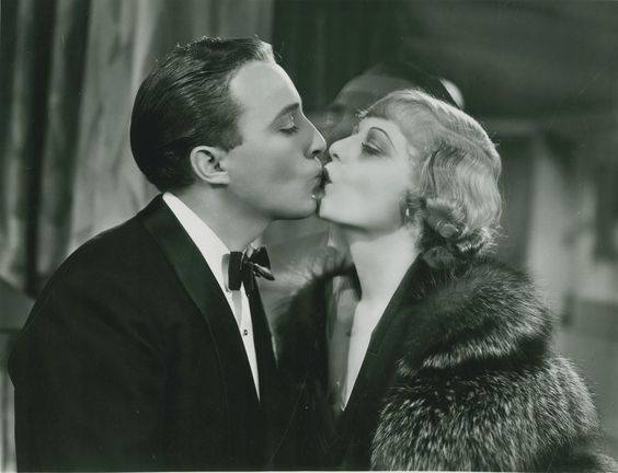 Bing Crosby and Leila Hyams  The Big Broadcast 1932 Directed by Frank Tuttle