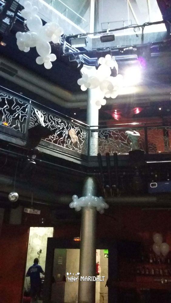 Decoración discoteca St. Trop' Lloret de Mar