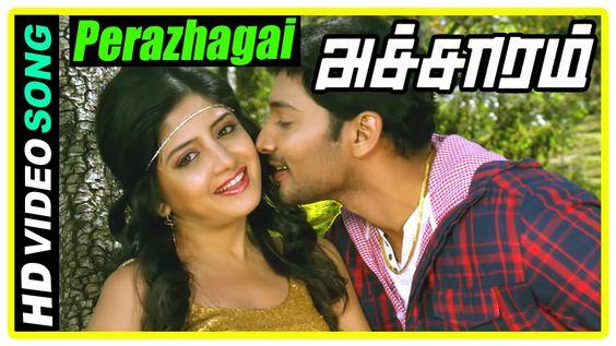 Achaaram tamil movie | scenes | Perazhagai song | Munna gifts phone to P...