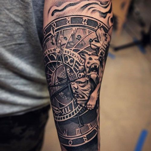 125 Best Forearm Tattoos For Men Cool Ideas Designs 2020 Guide Forearm Sleeve Tattoo Designs Men Tattoo Sleeve Designs